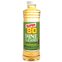 Super 80 Pine Cleaner