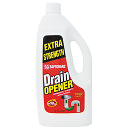 Safeguard Drain Opener 32oz