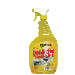 Safeguard® Oven & Kitchen Cleaner with Lemon Oil